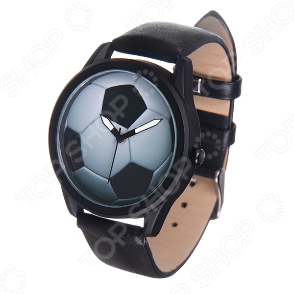 Часы наручные Mitya Veselkov «Футбольный мяч»