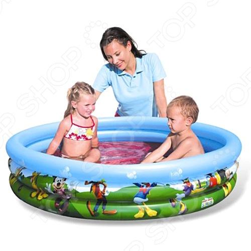 Бассейн надувной Snantou Gepai Disney Бассейн надувной Snantou Gepai Disney /