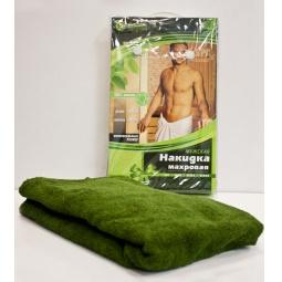 Купить Накидка мужская для бани и сауны Банные штучки 32173. В ассортименте