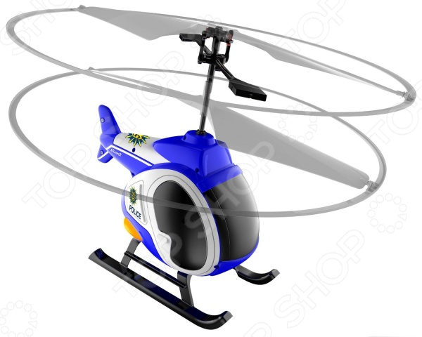 Вертолет на радиоуправлении Silverlit «Моя первая вертолетная станция»