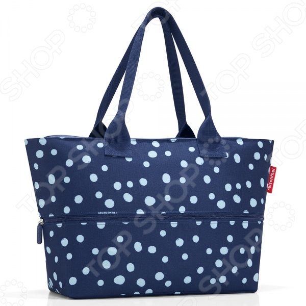 Сумка Reisenthel Shopper E1 Spots ap3843gm e1 3843gm e1 sop8