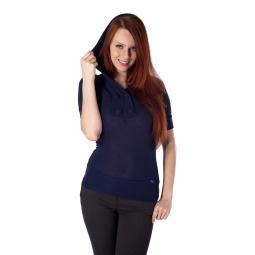 фото Кофта Mondigo 9917. Цвет: темно-синий. Размер одежды: 44