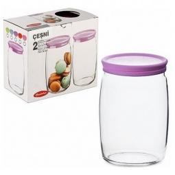 Купить Набор банок для хранения PASABAHCE Cesni
