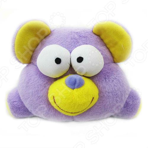 Мягкая игрушка интерактивная Woody OTime МедвежонокМягкие интерактивные игрушки<br>Игрушка плюшевая интерактивная Woody O 39;Time Медвежонок станет замечательным подарком для вашего маленького чуда. Игрушка выполнена из качественного материала, который не вызывает аллергии. Медвежонок интерактивный, что делает игру еще интереснее. При хлопках и тряске он издает звуки бьющегося стекла. Данная модель работает от 3 батареек. Плюшевая игрушка станет верным другом. Питомец прекрасен, его можно погладить и потрепать за ушки! Замечательный подарок ребенку для развлекательных и познавательных игр.<br>