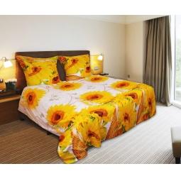 фото Комплект постельного белья Amore Mio Podsolnuh. Mako-Satin. 1,5-спальный