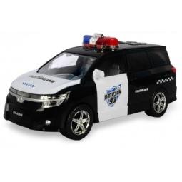 фото Машинка игрушечная Zhorya «Патруль 93»