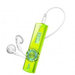 фото MP3-плеер SONY NWZ-B173F. Цвет: зеленый