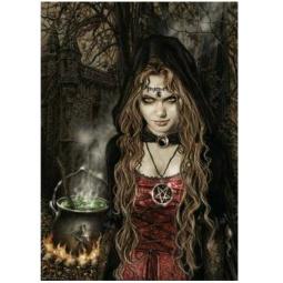 Купить Пазл 1000 элементов Heye «Ведьма» Victoria Frances