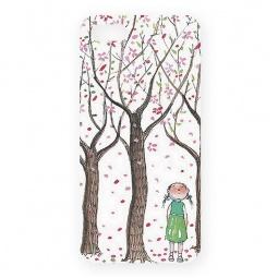 фото Чехол для iPhone 5 Mitya Veselkov «Цветущие яблони»