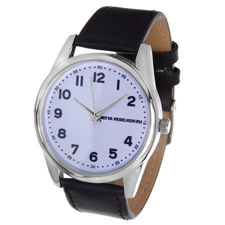 Купить Часы наручные Mitya Veselkov «Правильные цифры»