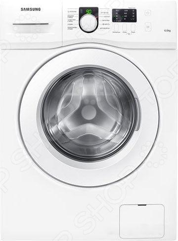 Стиральная машина Samsung WF60F1R0H0W стиральная машина samsung ww90j6410cw