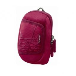 фото Чехол для фотокамеры cyber-shot™ SONY LCS-CSX. Цвет: розовый