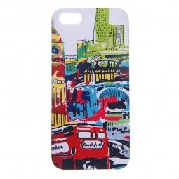 фото Чехол для iPhone 5 Mitya Veselkov «Лондон в красках»