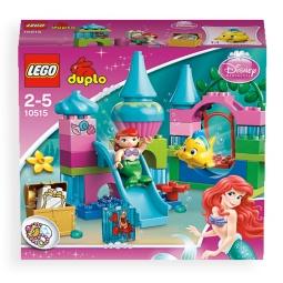 фото Конструктор LEGO Подводный замок Ариэль