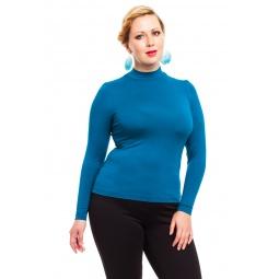 фото Водолазка Mondigo XL 036. Цвет: морской волны. Размер одежды: 52