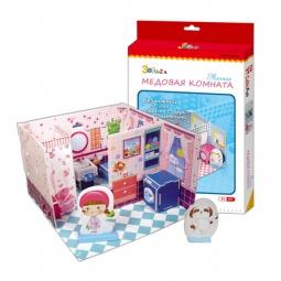 Купить Пазл 3D CubicFun «Медовая комната. Ванна»