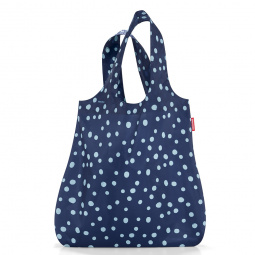 фото Сумка для покупок складная Reisenthel Mini Maxi Shopper Spots Navy