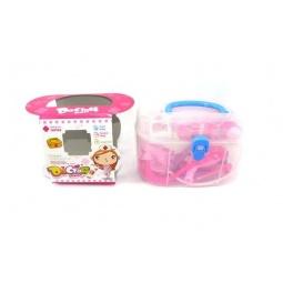 фото Игровой набор для ребенка Shantou Gepai «Набор доктора в чемоданчике» 628498