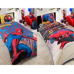 фото Детский комплект постельного белья TAC Spiderman sense gossamer