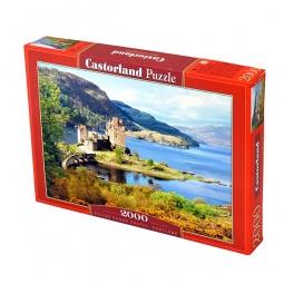 Купить Пазл 2000 элементов Castorland «Замок в заливе»