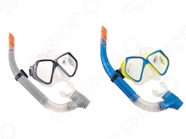 Набор из маски и трубки Intex 24003. В ассортименте
