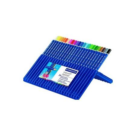 Купить Набор акварельных карандашей Staedtler 156SB24