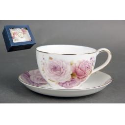 Купить Пара чайная Коралл VVS2 «Романтика»