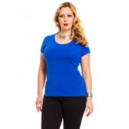 фото Футболка Mondigo XL 8691. Цвет: синий. Размер одежды: 48