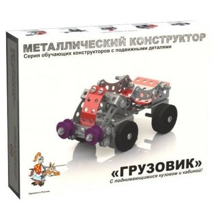 Купить Конструктор металлический Десятое королевство «Грузовик с подвижными деталями»