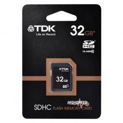 фото Карта памяти TDK SDHC 32GB Class10