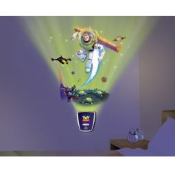 Купить Проектор настенный Uncle Milton «История игрушек. Звездная команда»