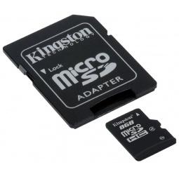Купить Карта памяти Kingston SDC4/8GB