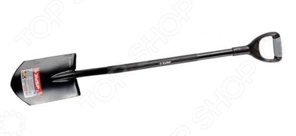 Лопата штыковая Зубр «Мастер-Артель» 39553 лопата штыковая усиленная с деревянной рукояткой brigadier 88104