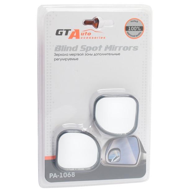 фото Зеркало дополнительное для мертвой зоны GT Auto Accessories PA-1068