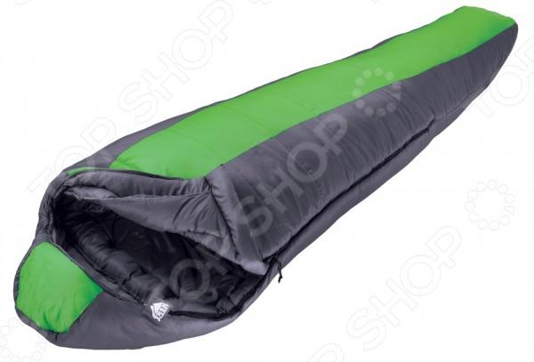 Спальный мешок Trek Planet SuomiСпальные мешки<br>Trek Planet Suomi это современный, практичный и удобный спальный мешок, без которого трудно обойтись любителям настоящего отдыха на дикой природе. Это может быть туристический поход, охота или рыбалка, а также другие виды отдыха, предполагающие ночевку под открытым небом или в палатке. Благодаря сочетанию продуманной формы и высококачественных материалов, температурный диапазон, при котором сон в таком мешке будет комфортным, достаточно широк. Преимущества спального мешка Trek Planet Suomi:  Температура экстрима составляет -21 ;  Температура комфорта, составляющая -2 ;  Тепловой ворот для комфортного и спокойного сна;  Флисовая наволочка в капюшоне анатомической формы;  Защита от влаги и ветра;  Конструкция, позволяющая состегивать вместе два спальника;  Защищенная термоклапаном двухзамковая молния;  Внутренний карман;  Комплектный компрессионный чехол, способствующий максимальному удобству при переноске и хранении спального мешка. Обеспечьте себя качественной экипировкой и каждый поход на природу станет настоящим приключением, со множеством событий, оставляющих в памяти неизгладимый след.<br>