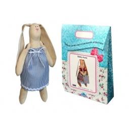 Купить Подарочный набор для изготовления текстильной игрушки Кустарь «Зайка Раиса»