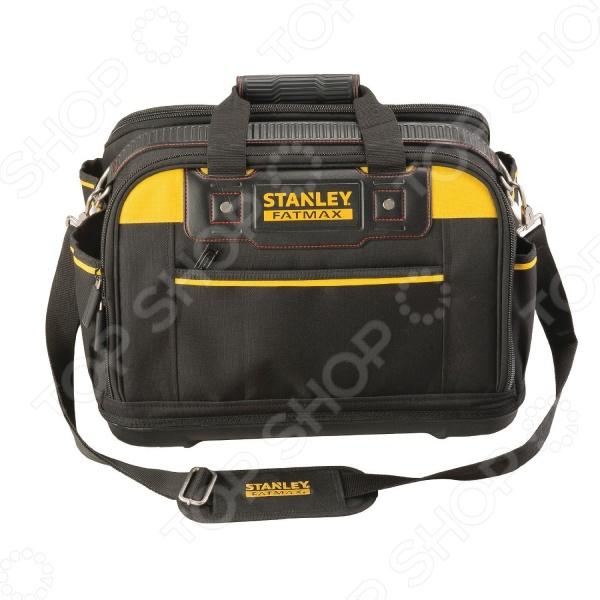 Сумка для инструмента двусторонняя Stanley FatMax FMST1-73607 сумка stanley fmst1 71180