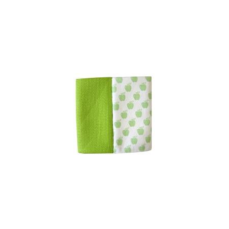 Купить Комплект из полотенца и салфетки Rainbow home «Яблоко»