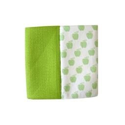 фото Комплект из полотенца и салфетки Rainbow home «Яблоко»