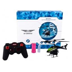 Купить Игрушка на ИК управлении От Винта! Fly-0238 «Вертолет с мыльными пузырям»