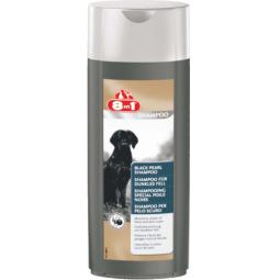 фото Шампунь для собак темных окрасов 8 in 1 Black Pearl