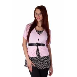 фото Туника Mondigo 9461. Цвет: бледно-розовый. Размер одежды: 42