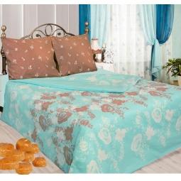 фото Комплект постельного белья Сова и Жаворонок «Карамель». 2-спальный