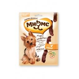 Купить Лакомство для собак мелких пород Мнямс 700187 с курицей