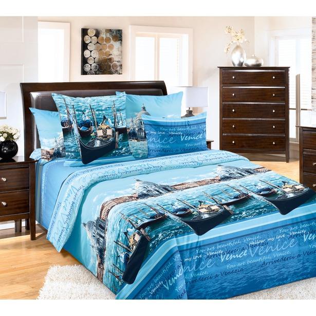 фото Комплект постельного белья Белиссимо «Венеция». 2-спальный