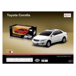 фото Машина на радиоуправлении Rastar Toyota Corolla. В ассортименте