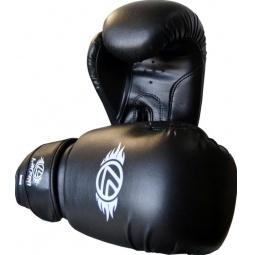 фото Перчатки боксерские Larsen PS-799B. Вес в унциях: 8