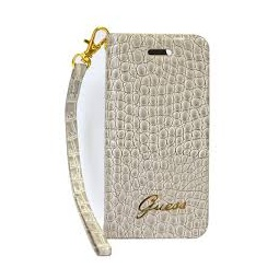 фото Чехол Guess Wallet Case Croco для iPhone 5