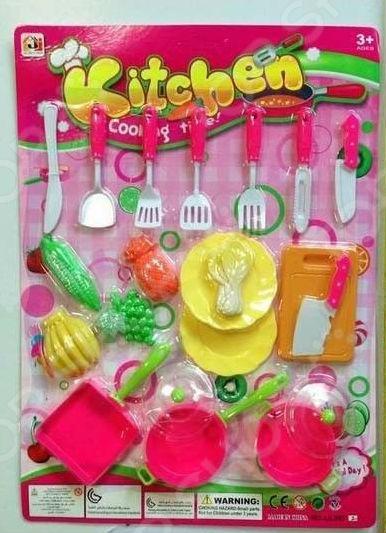 Набор игровой для девочек Kitchen. Cooking Time 1717177