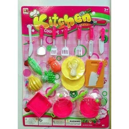 Купить Набор игровой для девочек Kitchen. Cooking Time 1717177